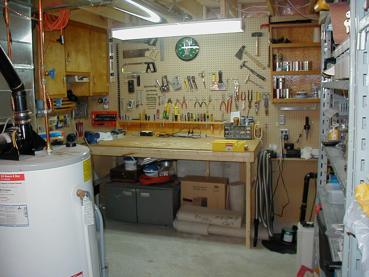 Оборудование для работы в домашних условиях